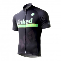 SILVER Short Sleeve Cycling Jersey
