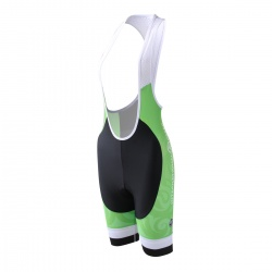 SILVER Cycling Bib Shorts